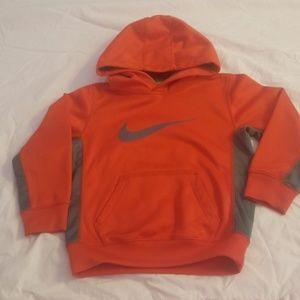 Nike toddler hoodie size 4
